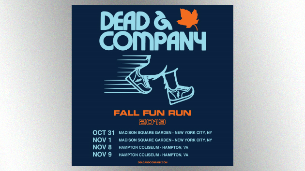 L A  Oldies - Dead & Company announces new fall shows in New